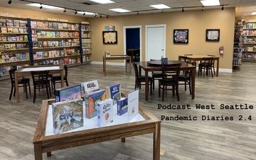 """Pandemic Diaries 2.4 – """"So Much Love From the Neighborhood"""""""