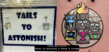 Tales to Astonish and Three 9 Lounge